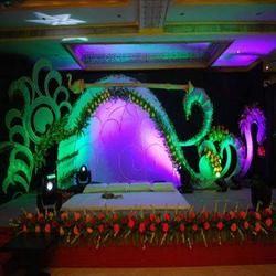 Modern Wedding Stages
