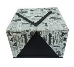 Gift Box Diamond Design