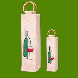 Tall Type Wine Bottle