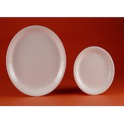 Acrylic Quarter Plate