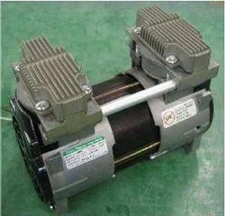 Oil Less Rocking Piston Vacuum Pump