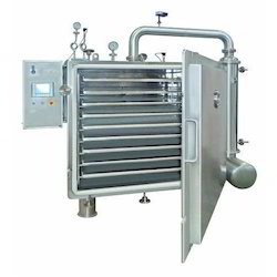 Vaccum Shelf Tray Dryer
