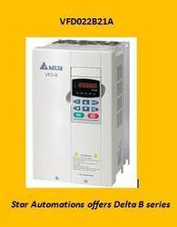 Delta VFD 022b21a /2.2kw AC Drive