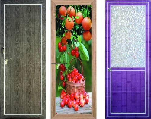 PVC Digital Door & PVC Door \u0026 Window - PVC Fiber Door Manufacturer from Ahmedabad