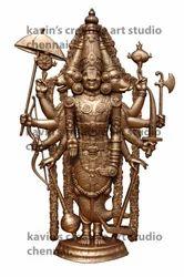 Venkatesha Statues