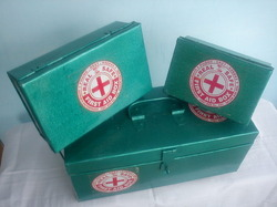 First Aid Box - No One Have in Their Vehicles - They Think After Accident....