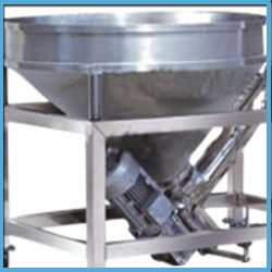 Inclined Screw Conveyor Machine for Powder Products