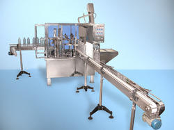 24 BPM Bottle Filling Machine