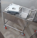 Serving Trolley