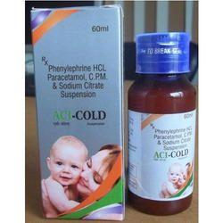 ACI-Cold Syrups
