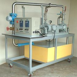 Series and Parallel Operation Pump Test Rig