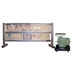 3 Phase Induction Motor Speed Control Trainer