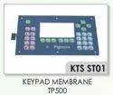 Nuovo Pignone TP 500 KEYPAD MEMBRANE