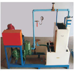 Reciprocating Pump Test Setup