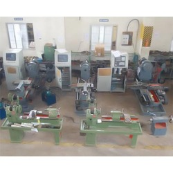 CNC Retrofitted Light Duty Lathe Machines