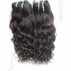 Human Weft Hair