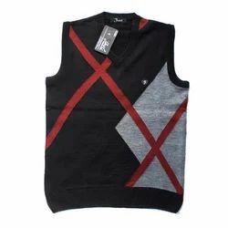 Men's Sleeveless V-Neck Sweaters