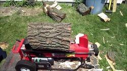 6 Ton Horizontal Log Splitter
