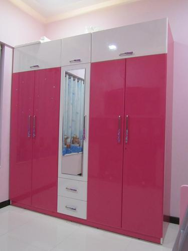 Children Bedroom Furniture Kids Wardrobe Manufacturer from Thane