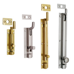 Door Bolts in Aligarh दरवाजे के पेंच अलीगढ़ Uttar Pradesh | sliding door bolt Suppliers Dealers \u0026 Retailers in Aligarh  sc 1 st  IndiaMART : door bolts - pezcame.com