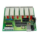 Electronic Relay Card