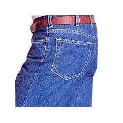 Denim Semi Formal Jeans
