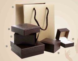 Paper Board Jewelry Packing Boxes