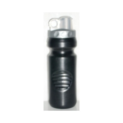 Insulator Band Small Water Bottles with Free Flow Cap