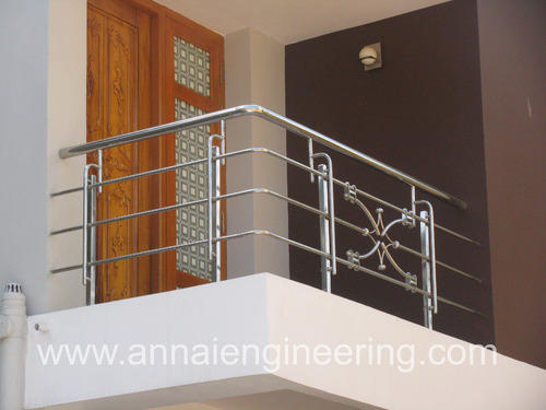 Stainless Steel Handrail Ss Railing Design Manufacturer