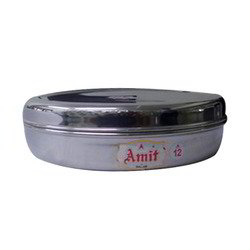 Stainless Steel Chocolate Container