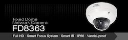 Full HD Smart Focus System Smart IR IP66 Vandal-proof