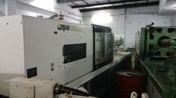 150 Ton JSW PLC Used Injection Moulding Machine
