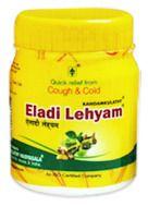 Kandamkulathy Eladi Lehyam Cough and Cold