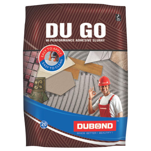 Dubond Products India Private Limited Manufacturer Of Epoxy Grout Tile Adhesive From Ahmedabad