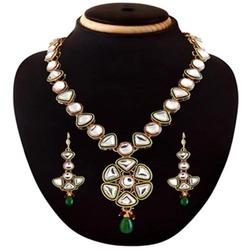 Designer Tribal Jewelry Necklace Set
