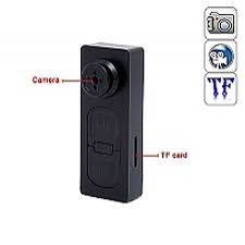 16gb Spy Button Camera High Resolution 640/480 30 FPS