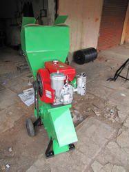 Agri Waste Chipper/Shredder Machine ( Engine Operated)