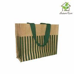Jute Shopping Bags - Jute Fancy Ladies Handbag Manufacturer from ...