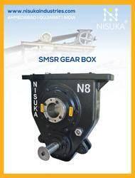 Quarry Gear Box