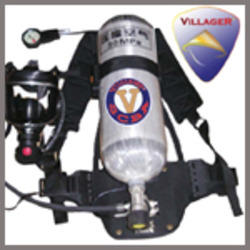 SCBA, With Cylinders