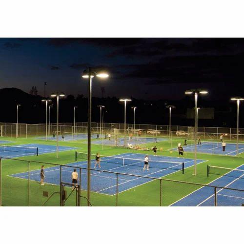 Flood Light For Tennis Court Manufacturer From New Delhi