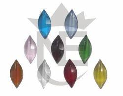Flat Back Glass Stones