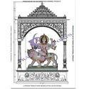 Cad Design Durga Temple