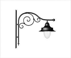Elegance Lighting Pole