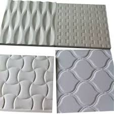PVC Embossed Boards 3D Beco Panel