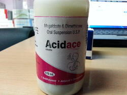 Magaldrate and Dimethicode Oral Suspension Syrup