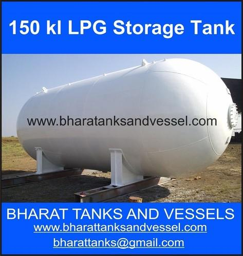 150 kl LPG Storage Tank