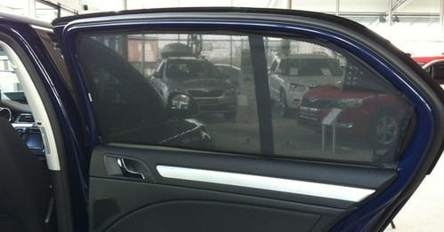 Renault Car Curtains