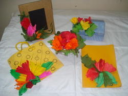 Paper Flowers Making Classes