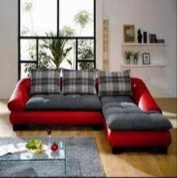 Fluffy Sofa Set